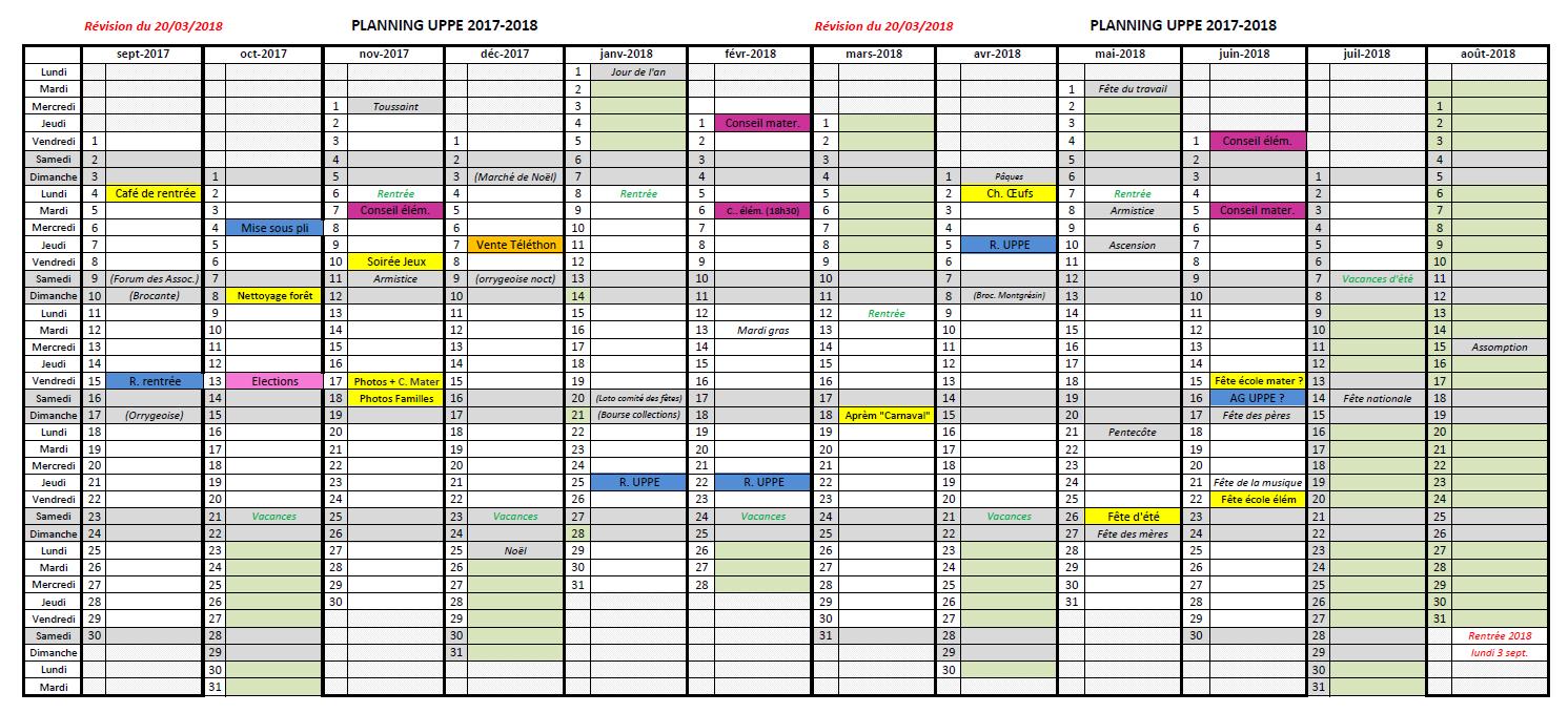 Planning 2017-2018 v3