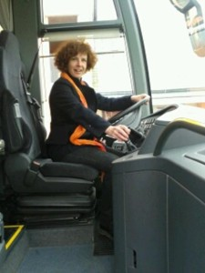 Madame HOF bus