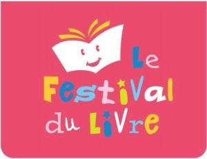 Logo festival du livre